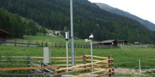 Wetterstation Hintermartell