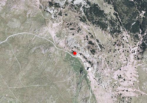 Carta tecnica: Stazione meteo Corno del Renon