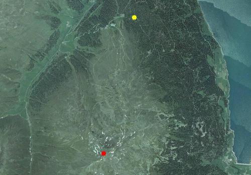 Technische Karte: Wetterstation Graun Elferspitze