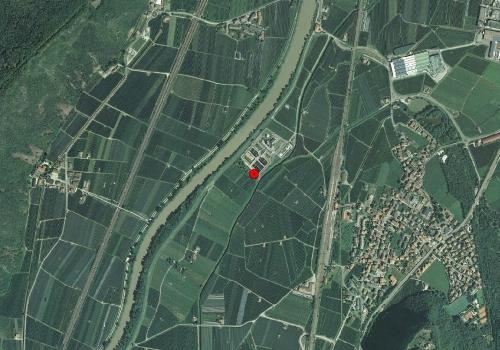 Luftbild: Wetterstation Branzoll