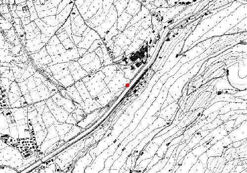 Technische Karte: Pegelstation ETSCH BEI TÖLL