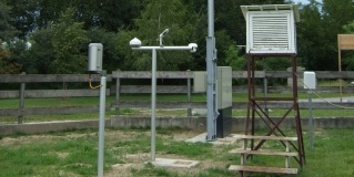 Wetterstation Laas - Eyrs