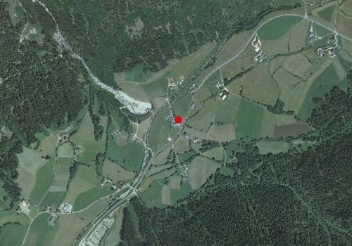 Aerofotografia: Stazione meteo Anterselva di Sopra