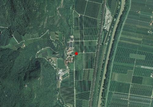 Aerial images: Weather station Laimburg