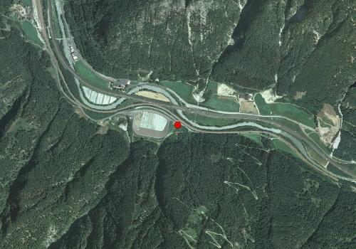 Luftbild: Wetterstation Franzensfeste Grasstein