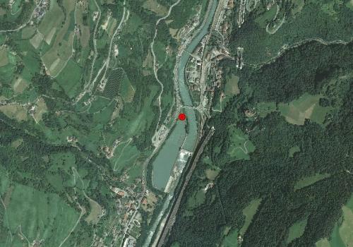 Luftbild: Wetterstation Barbian Kollmann