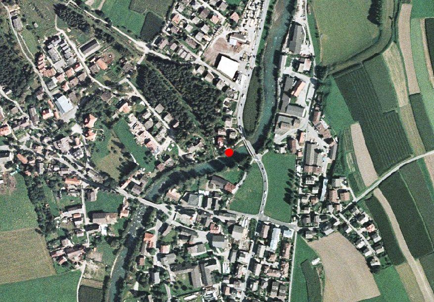 Technische Karte: Pegelstation AHR BEI ST.GEORGEN