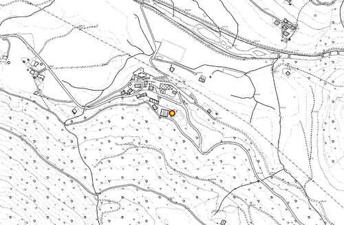 Technische Karte: Wetterstation Ridnaun