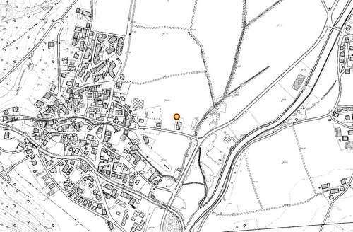 Technische Karte: Wetterstation Sand i.T. Mühlen