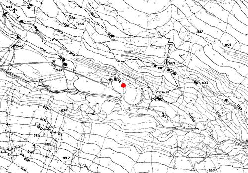 Carta tecnica: Stazione meteo Riva di Tures