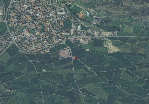 Luftbild: Wetterstation Schlanders