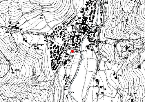 Carta tecnica: Stazione meteo Sarentino