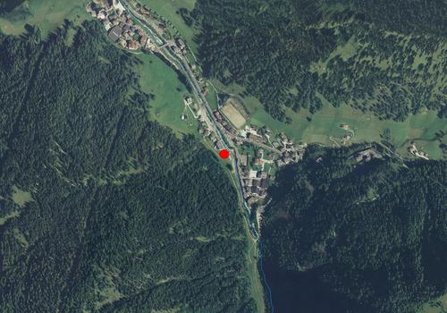 Luftbild: Wetterstation Wolkenstein