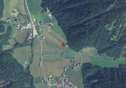 Luftbild: Wetterstation Vals