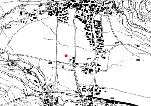Technische Karte: Wetterstation Toblach