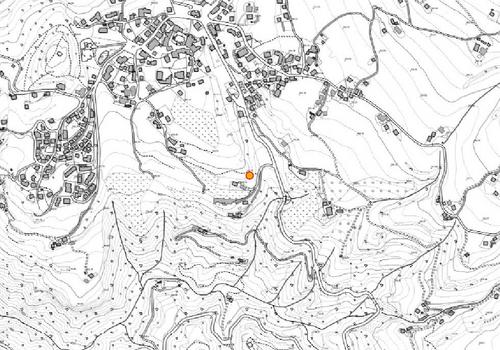 Technische Karte: Wetterstation Völs am Schlern