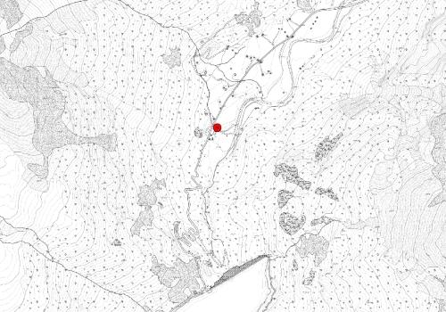 Carta tecnica: Stazione meteo Alta Val Martello