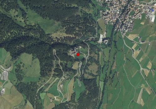 Luftbild: Wetterstation Marienberg