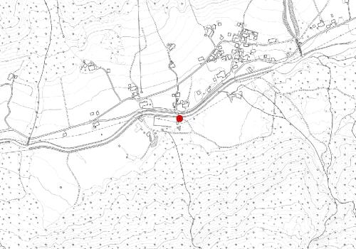 Technische Karte: Wetterstation Pfitsch St. Jakob