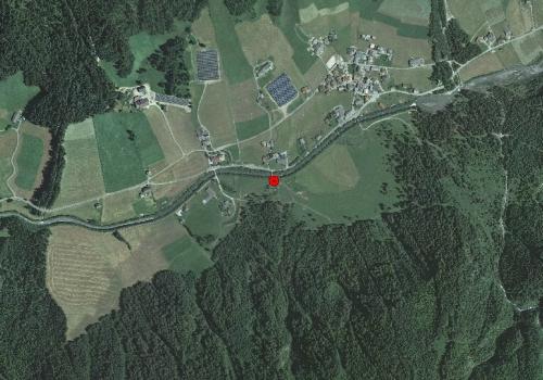 Luftbild: Wetterstation Pfitsch St. Jakob