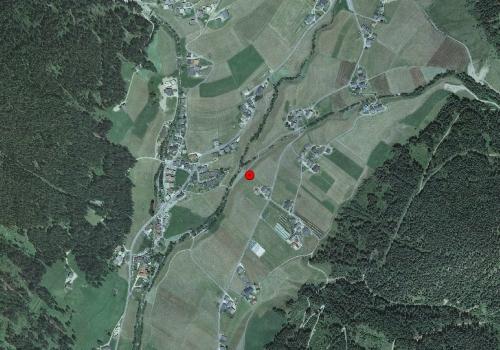 Luftbild: Wetterstation St. Magdalena in Gsies