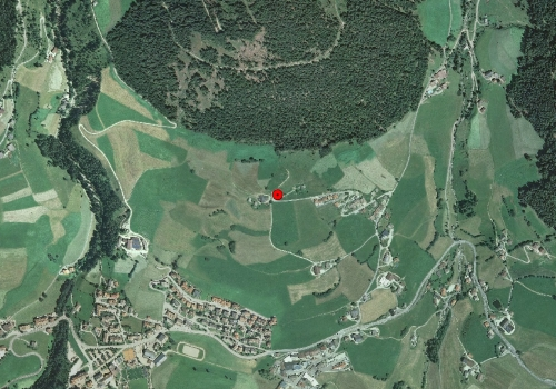 Luftbild: Wetterstation Terenten