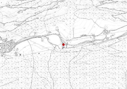 Carta tecnica: Stazione meteo Selva dei Molini