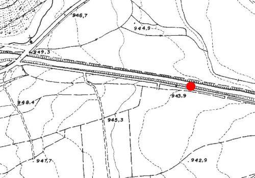 Carta tecnica: Stazione idrometrica RIO RAM A LAUDES