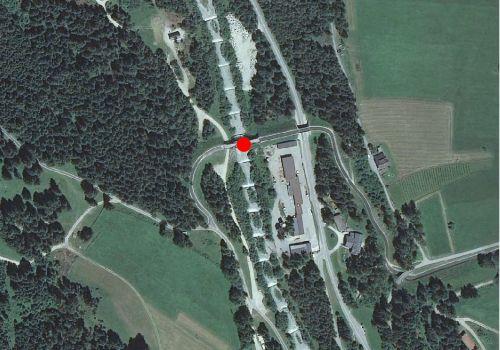 Technische Karte: Pegelstation PRAGSERBACH BEI AUSSERPRAGS