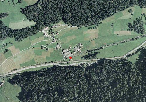 Technical map: Gauging station DRAU BEI VIERSCHACH