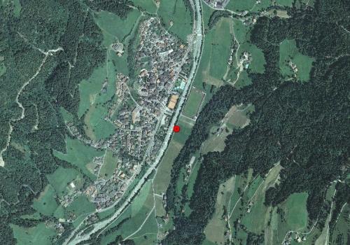 Luftbild: Wetterstation St. Martin in Passeier
