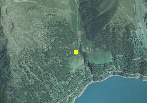 Technische Karte: Wetterstation Schnals Finail