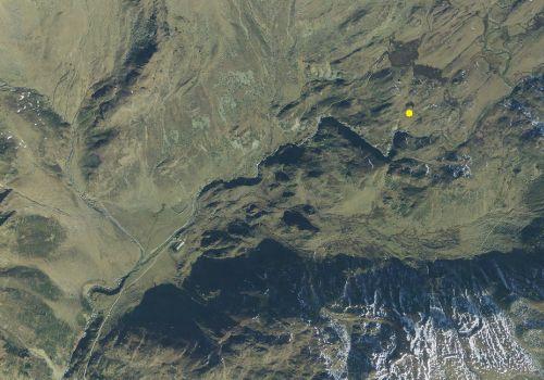 Carta tecnica: Stazione meteo Alpe del Tumulo