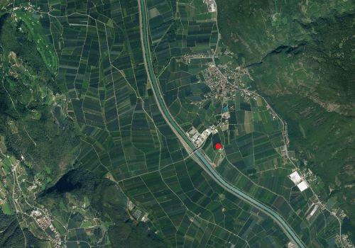 Luftbild: Wetterstation Gargazon