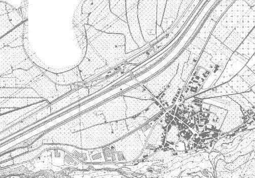 Technische Karte: Pegelstation ETSCH BEI SALURN