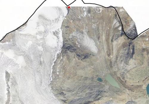 Technische Karte: Wetterstation Signalgipfel Wilder Freiger