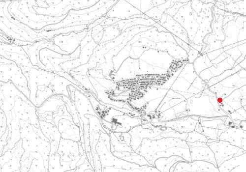 Technische Karte: Wetterstation Karerpass