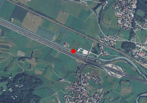 Technische Karte: Pegelstation EISACK BEI FREIENFELD