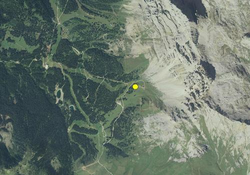 Carta tecnica: Stazione meteo Nova Ponente Obereggen